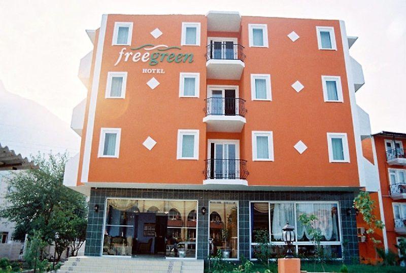 ホテル free green ケメル